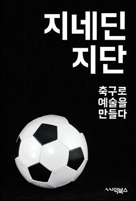 지네딘 지단 : 축구로 예술을 만들다
