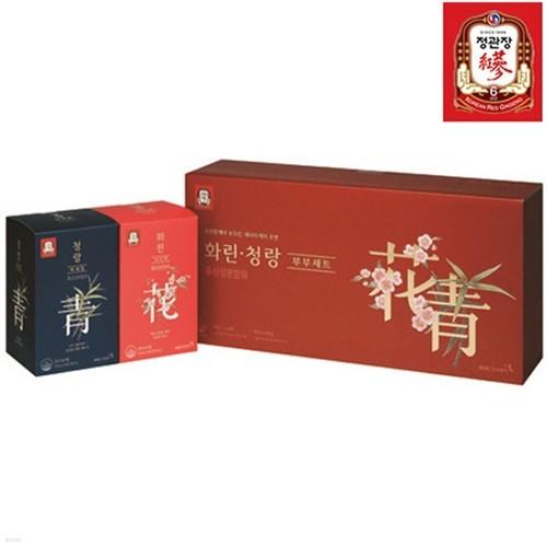 [정관장] 화린청랑 부부세트 (70ml*40포)