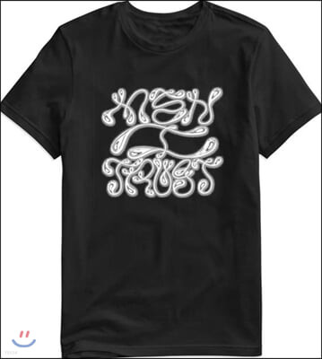 Men I Trust (맨 아이 트러스트) - Metal 티셔츠 L