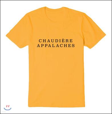 Men I Trust (맨 아이 트러스트) - Chaudiere Appalaches (쇼디에르 아팔라치) 티셔츠 S