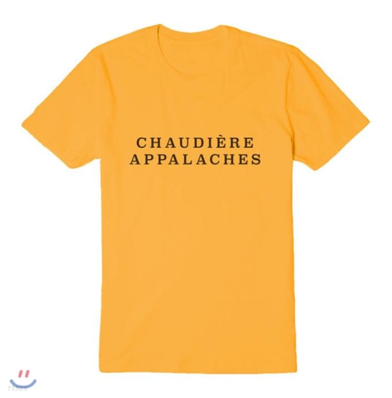 Men I Trust (맨 아이 트러스트) - Chaudiere Appalaches (쇼디에르 아팔라치) 티셔츠 M