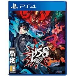 PS4 페르소나5 스크램블 더 팬텀 스트라이커즈 한글판