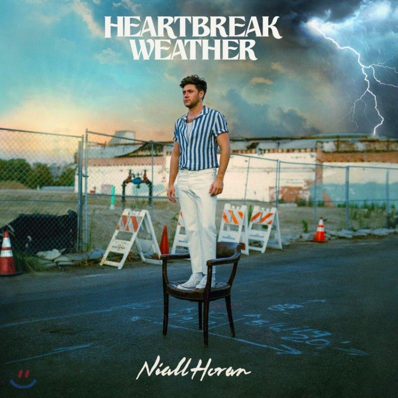 Niall Horan (나일 호란) - 2집 Heartbreak Weather (Deluxe Edition)