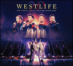 Westlife (웨스트 라이프) - The Twenty Tour Live From Croke Park (Collector's Edition) [CD+DVD]