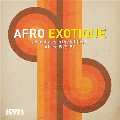 Various Artists - Afro Exotique - Adventures In Leftfield Africa 1972-1982 (LP)