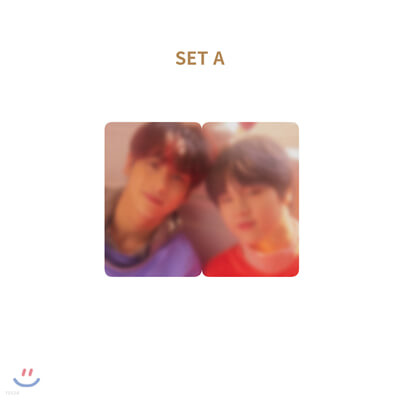 H&D (한결,도현) SOULMATE 2PIECE 포토카드 세트 [A]