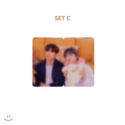 H&D (한결,도현) SOULMATE 2PIECE 포토카드 세트 [C]