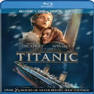 Titanic (타이타닉) (한글무자막)(Blu-ray) (1997)