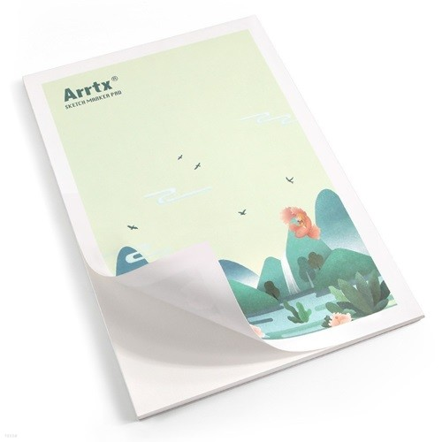 아트엑스 A4 스케치 마카패드 (120gsm / 1팩(30...