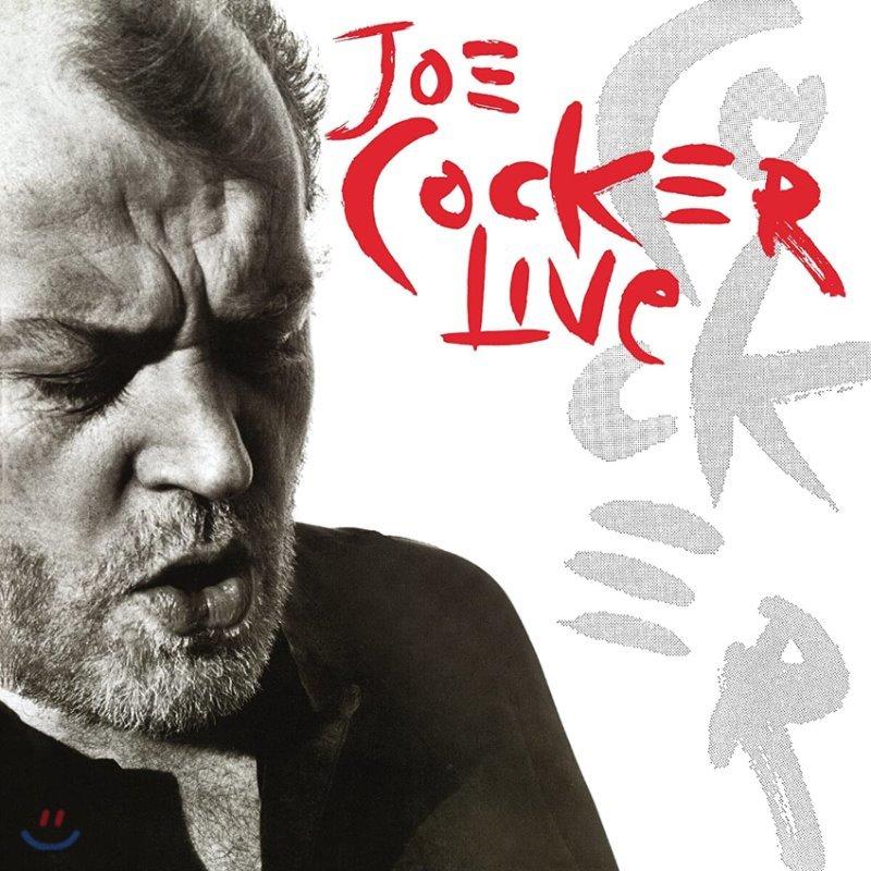 Joe Cocker (조 카커) - Joe Cocker Live [2LP]