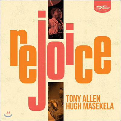 Tony Allen & Hugh Masekela (토니 앨런 & 휴 마세켈라) - Rejoice [LP]