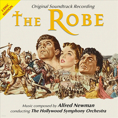 Alfred Newman - The Robe (성의) (Soundtrack)