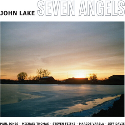 John Lake - Seven Angels (Digipack)