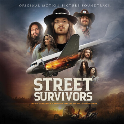 O.S.T. - Street Survivors (Soundtrack)(Colored LP)