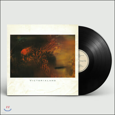 Cocteau Twins (콕트 트윈스) - Victorialand [LP]