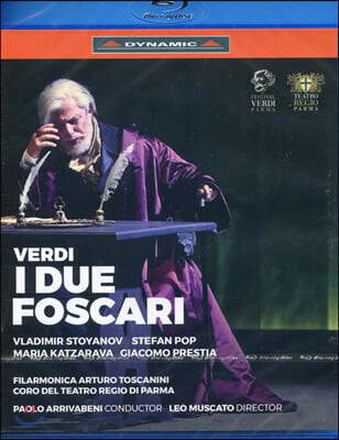 Vladimir Stoyanov 베르디: 오페라 '포스카리 가문의 두 사람' (Verdi: I Due Foscari)