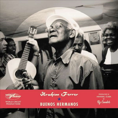 Ibrahim Ferrer - Buenos Hermanos (Special Edition) (Hardcoverbook)