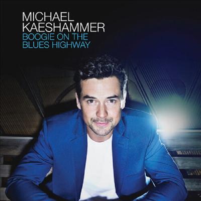 Michael Kaeshammer - Boogie On The Blues Highway(지역코드1)(DVD)