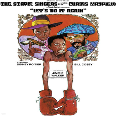 Staple Singers - Let's Do It (Soundtrack)