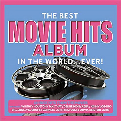 O.S.T. - Best Movie Hits Album In The World...Ever! (Digipack)(3CD)