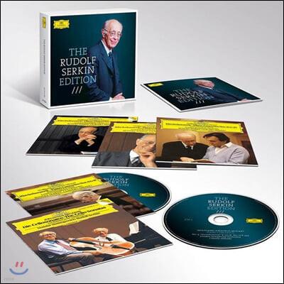 루돌프 제르킨 DG 녹음 전집 (Rudolf Serkin Complete DG Recordings)