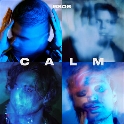 5 Seconds Of Summer (5 세컨즈 오브 서머) - 4집 Calm [International Deluxe]