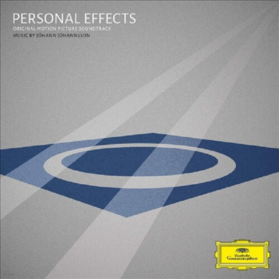 Johann Johannsson - Personal Effects (퍼스널 이펙츠) (Soundtrack)(LP)