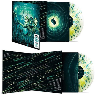 O.S.T. - Doctor Who: The Underwater Menace (닥터 후 : 해저 위협) (Colored 2LP)