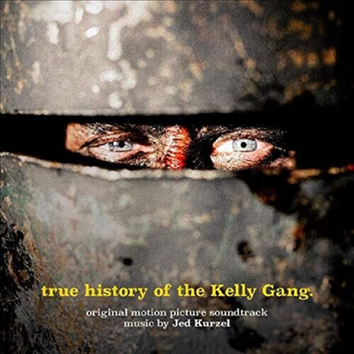 Jed Kurzel - Rue History Of The Kelly Gang (트루 히스토리 오브 더 켈리 갱) (Soundtrack)(LP)