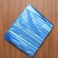 100매 평판 비닐봉투(청색)/30L 야채봉투 쓰레기봉투