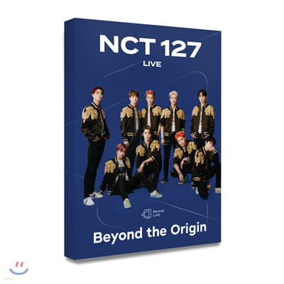 NCT 127 Beyond LIVE Beyond the Origin 엽서세트