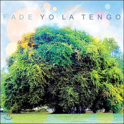 Yo La Tengo (요라 탱고) - 13집 Fade [LP+CD]