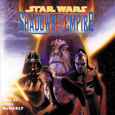 Joel McNeely - Star Wars: Shadows Of The Empire (스타워즈 : 쉐도우 오브 디 엠파이어) (Original Game Soundtrack)(LP)