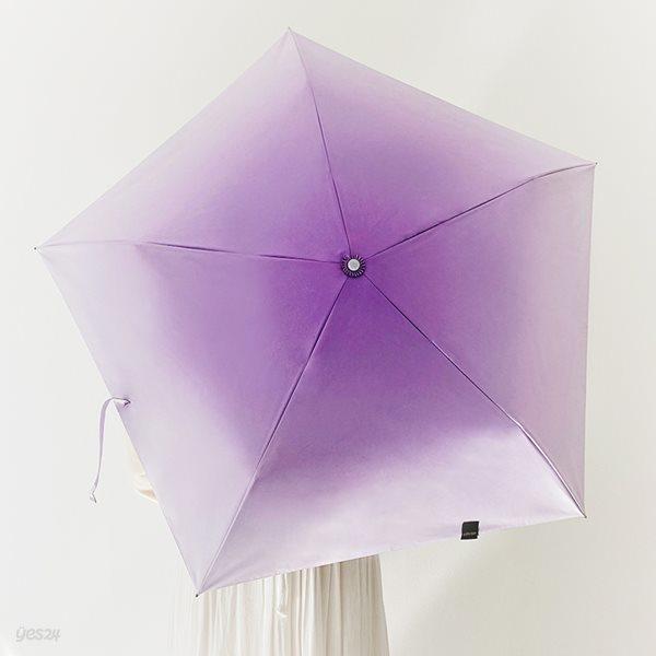 위크데이 UV 자외선 차단 4중코팅 암막 양산 (우산 겸용)