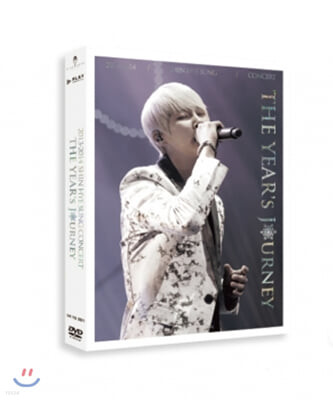 신혜성 - 2013~2014 Shin Hye Sung Concert The Year's Journey DVD