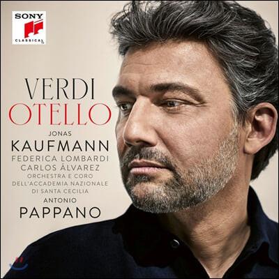 Jonas Kaufmann / Antonio Pappano 베르디: 오페라 '오델로' (Verdi: Otello)