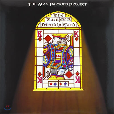 The Alan Parsons Project (앨런 파슨스 프로젝트) - The Turn Of A Friendly Card [LP]