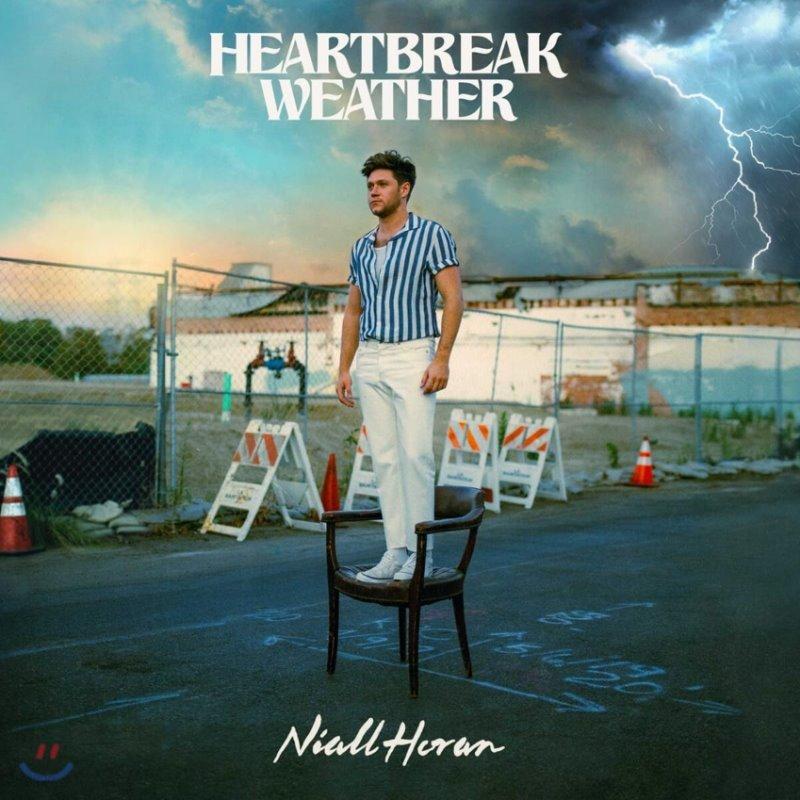 Niall Horan (나일 호란) - 2집 Heartbreak Weather [LP]