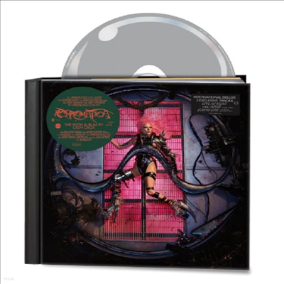 Lady GaGa - Chromatica (Feat. BLACKPINK) (Ltd)(Deluxe Edition)(Mediabook Edition)(Bonus Tracks)