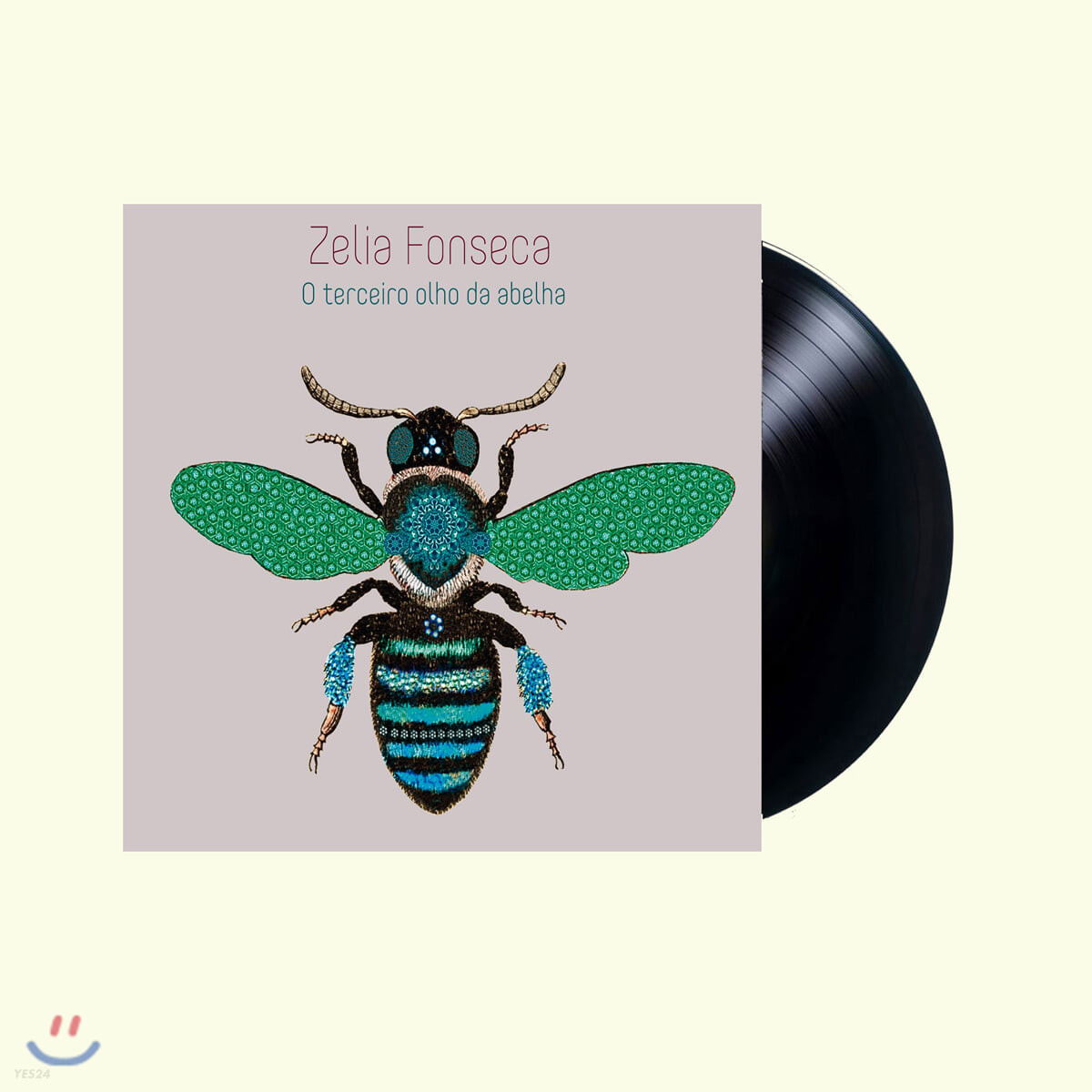 Zelia Fonseca (젤리아 폰세카) -  O Terceiro Olho da Abelha [LP]