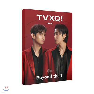 TVXQ! Beyond LIVE Beyond the T 엽서세트