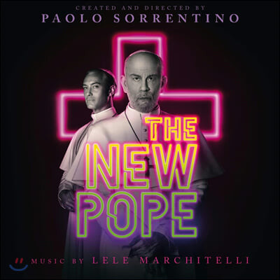 뉴 포프 드라마음악 (The New Pope OST by Lele Marchitelli) [2LP]