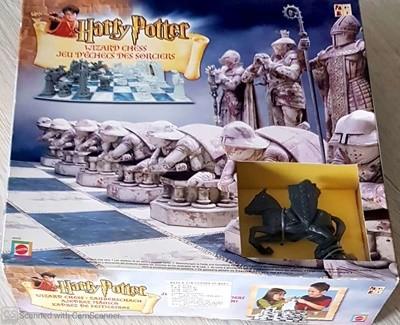 Harry Potter Wizard Chess (해리포터 체스) 보드게임