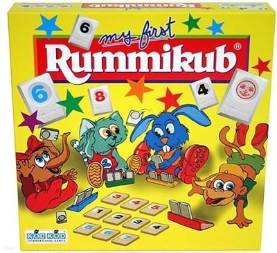Rummikub My First (루미큐브 마이퍼스트)