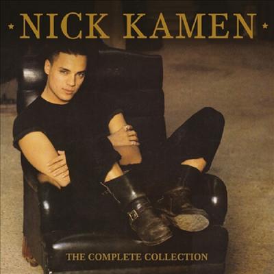 Nick Kamen - Complete Collection (6CD Box Set)