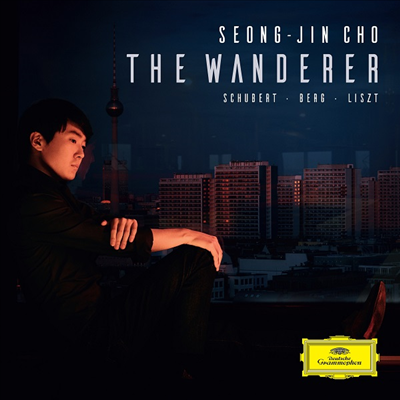 슈베르트, 베르크 & 리스트 (The Wanderer - Schubert, Berg & Liszt) (Ltd. Ed)(Hi-Res CD (MQA x UHQCD)(일본반) - 조성진 (Seong-Jin Cho)