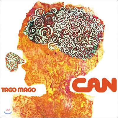 Can (캔) - 2집 Tago Mago [2LP]