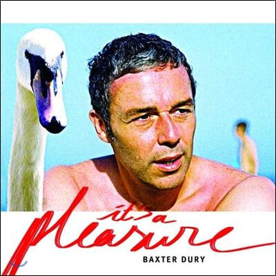 Baxter Dury (백스터 듀리) - 4집 It's a Pleasure [LP]