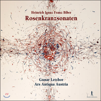 Gunar Letzbor 하인리히 비버: 로자리오 소나타 전곡 (Heinrich Biber: Rosenkranzsonaten)