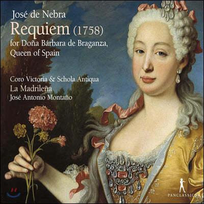 Jose Antonio Montano 호세 드 네브라: 레퀴엠 (Jose de Nebra: Requiem)